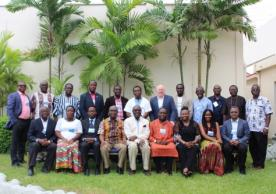 Accra Workshop Attendees
