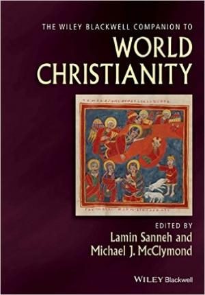 World Christianity Book Cover