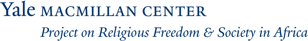 The MacMillan Center Religious Freedom and Society in Africa